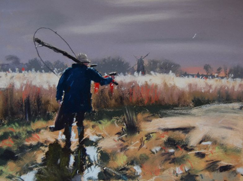 Картины тринадцатилетнего Киерона Уильямсона (Kieron Williamson).