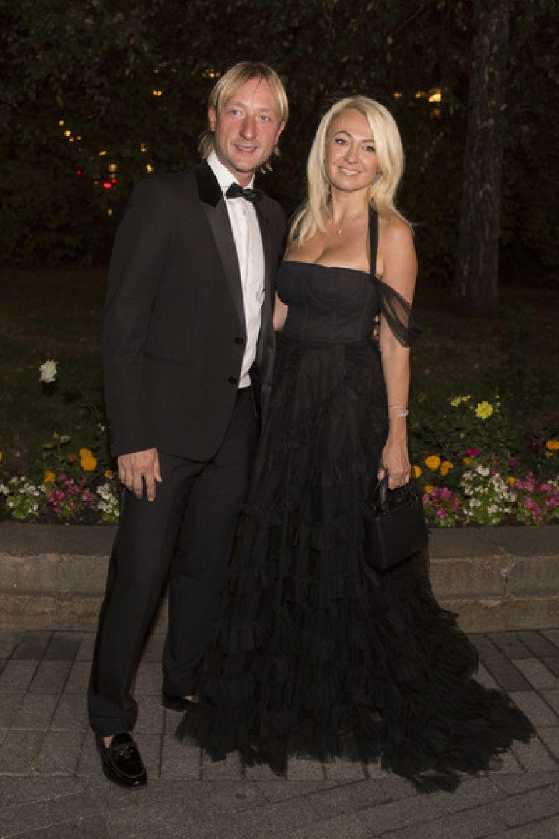 Яна и Евгений живут в браке 10 лет