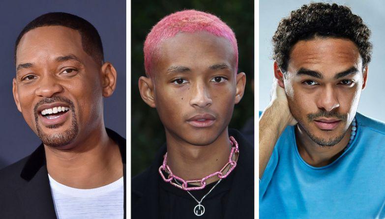 14+ сыновей, которые могут затмить красотой своих звездных отцов