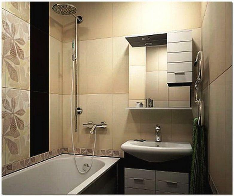 Секс в небольшой ванной комнате