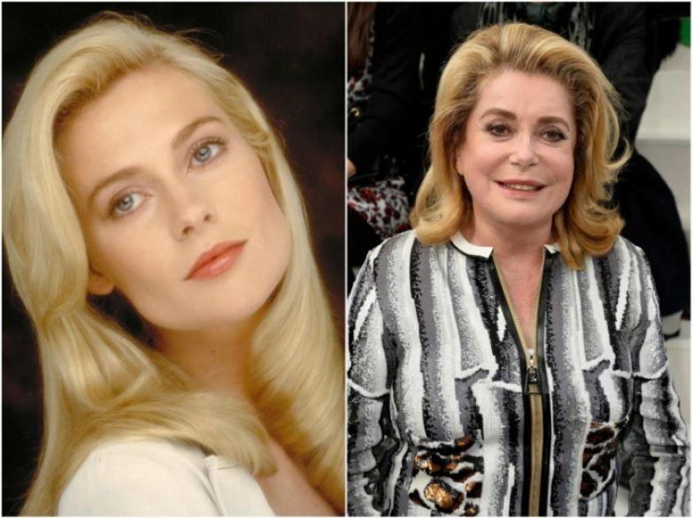 Французская актриса и певица, настоящая икона стиля и красоты.