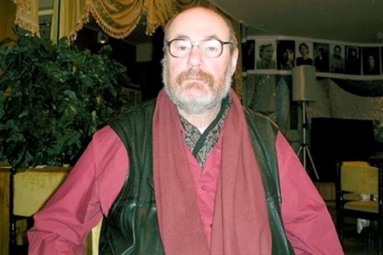 Писатель, режиссер, преподаватель Антон Васильев, внук Виталия Макаренко | Фото: fakty.ua