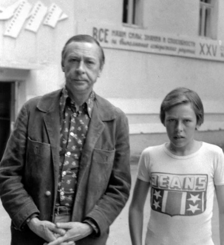 Олег и Михаил Ефремовы. / Фото: www.yandex.net