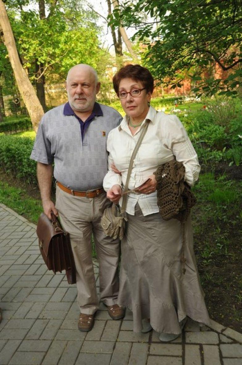 Более 40 лет Фурман счастлив с супругой Ольгой