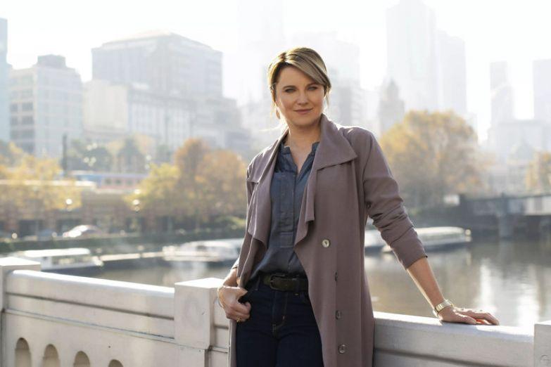 Люси Лоулесс долго готовилась к исполнению главной роли в сериале