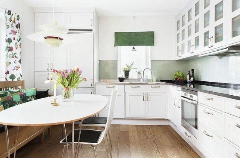 Фотография: Кухня и столовая в стиле Скандинавский, Советы, Гранд – фото на InMyRoom.ru
