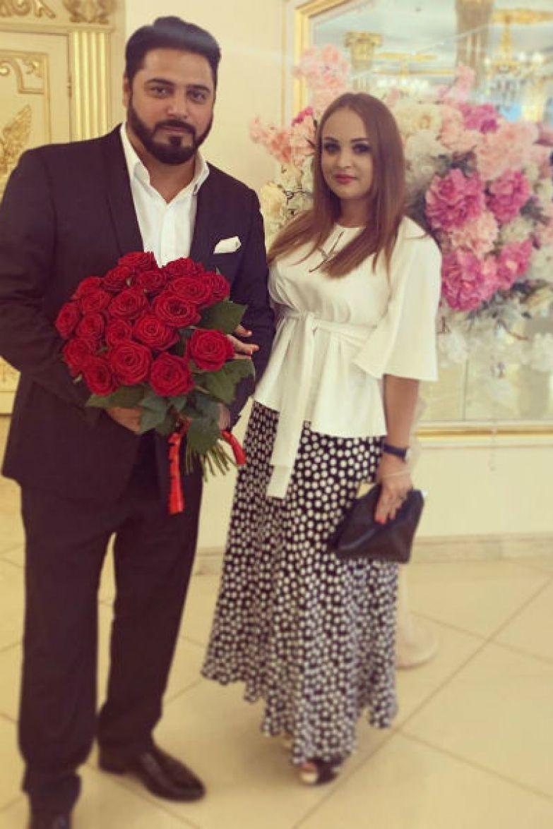 Александр Бердников часто выходит в свет с супругой