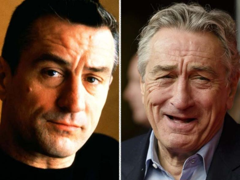 Роберт Де Ниро, 72 года актеры, возраст, звезды, секс-символы, тогда и сейчас