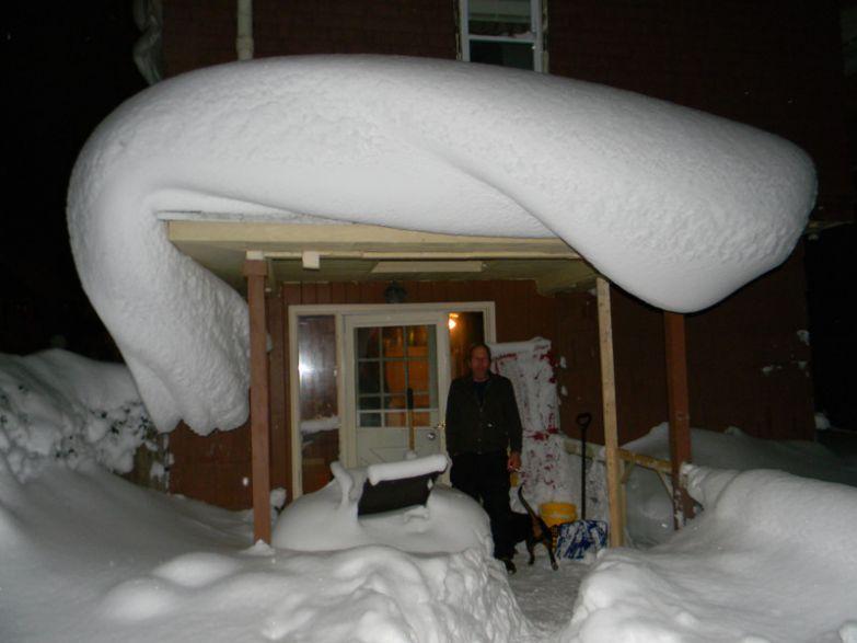 Будто свернутое кухонное полотенце подборка, снег, фотография, явление