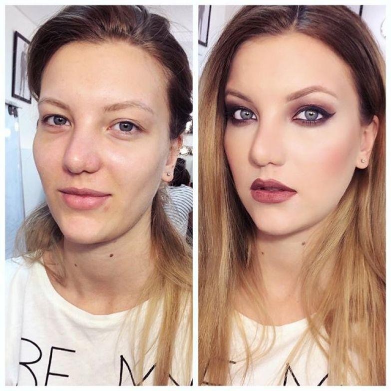 3. красота, макияж