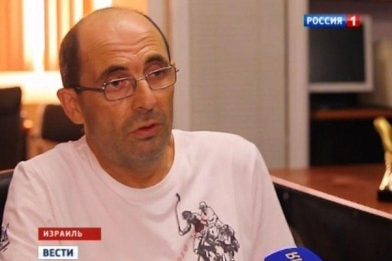 Валерий Шляфман эмигрировал в Израиль после смерти Игоря Талькова
