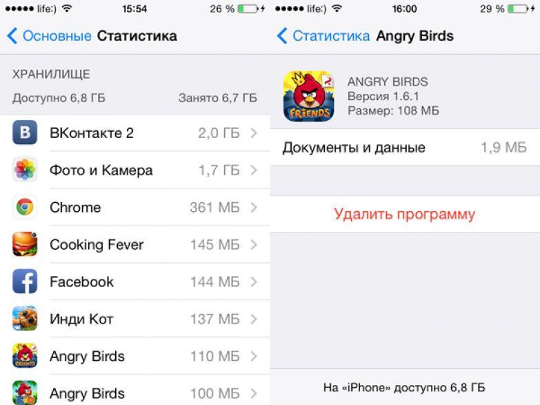 функции iphone