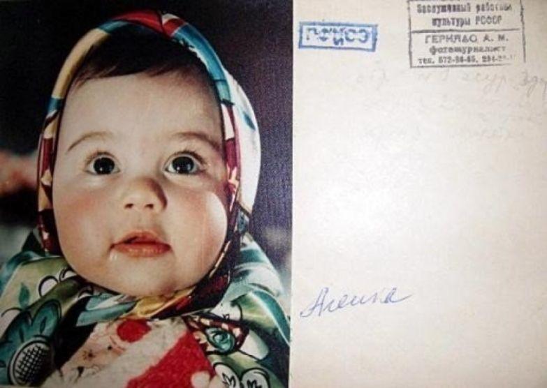 Детская фотография Елены Геринас.