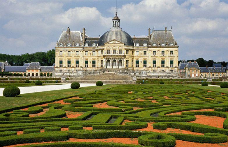 История стилей: Франция
