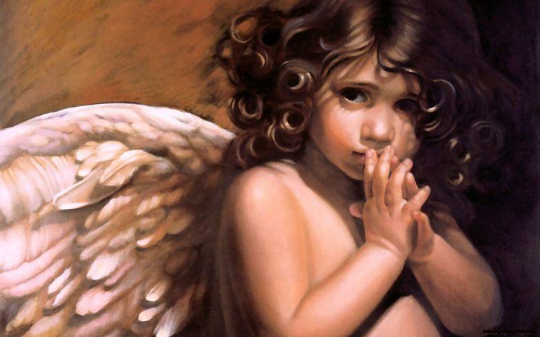Картинки по запросу У кого есть ангел-хранитель, а у кого нет и почему?