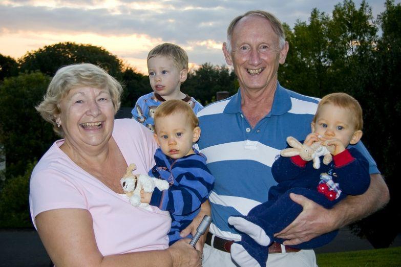 любимые внуки
