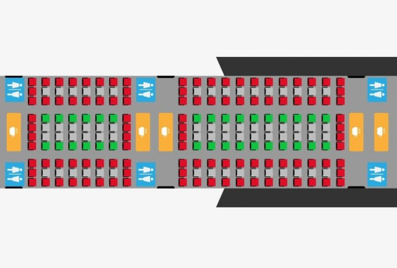 20+ правил выбора места в самолете от того, кто налетал побольше некоторых пилотов