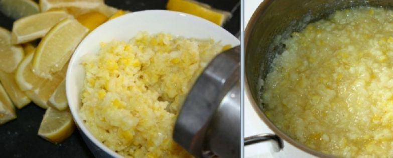 лимоны и чеснок для сосудов