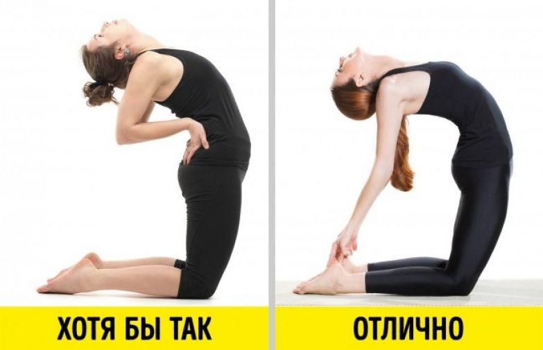 5 упражнений, которые помогут оценить гибкость разных частей тела и предположить вашу возрастную группу