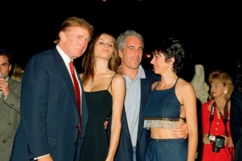 Джеффри Эпштейн дружил не только с Эндрю, но и с Дональдом Трампом