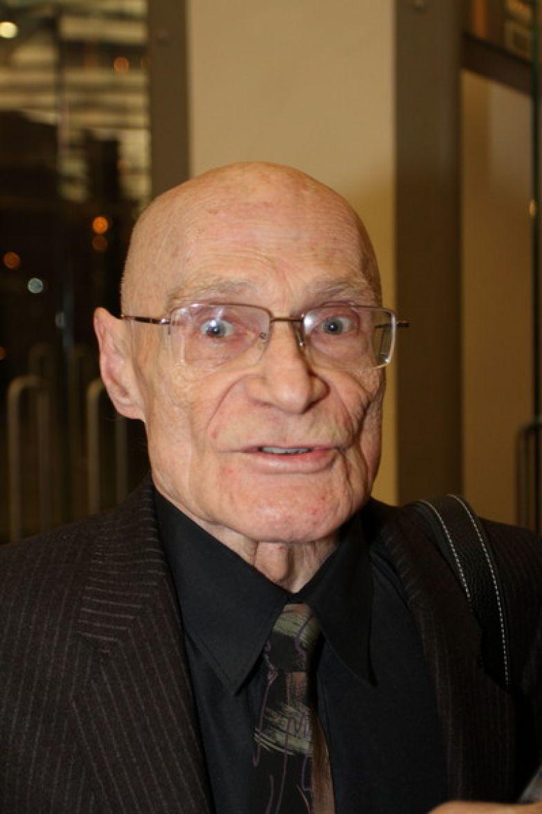 Пока позволяло здоровье, Юрий Шерстнев посещал все важные мероприятия, связанные с кино