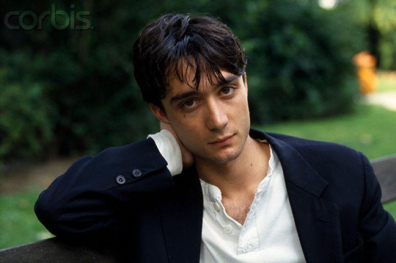 09 Aug 1993, Paris, France --- French Actor Julien Rassam --- Image by © Christophe Russeil/Kipa/Corbis