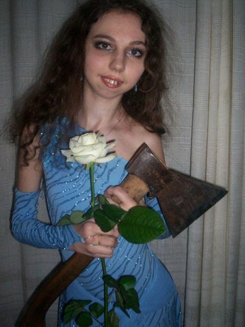 """20 гламурных """"принцесс"""" из социальных сетей вконтакте, девушки, люди, маразм"""