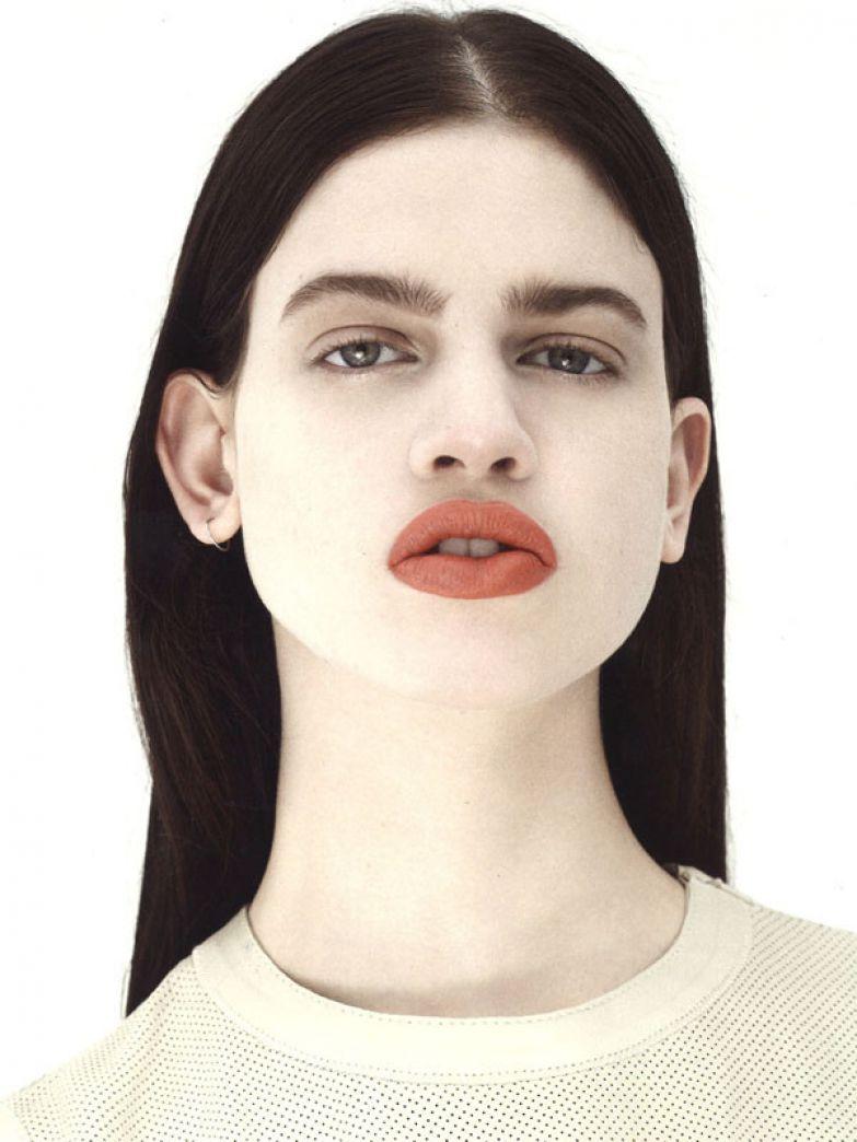 Лили Макменами девушки, красота, модель