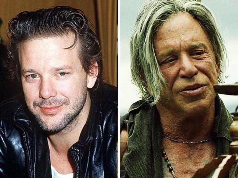 Микки Рурк, 63 года актеры, возраст, звезды, секс-символы, тогда и сейчас