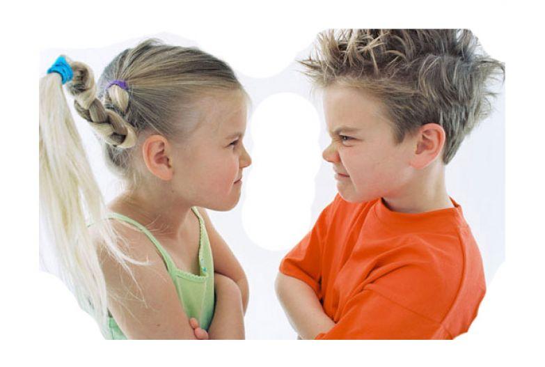 Детская агрессия 2