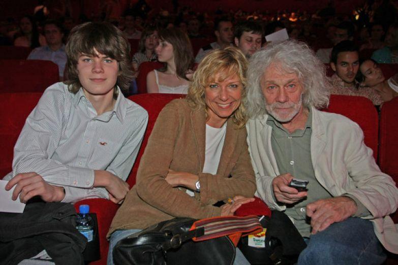 Семья поддерживала Александра Ленькова, когда тот заболел