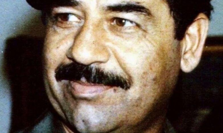 Саддам себя любил, холил и лелеял.