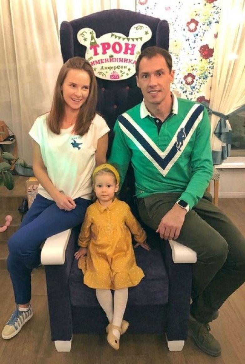 Дочери Тимура Еремеева недавно исполнилось три года