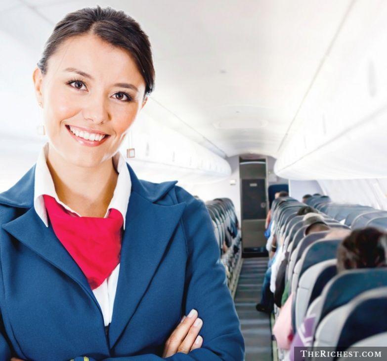 4. Следите за объявлениями бортпроводников авиакомпании, самолеты, секреты, тайны