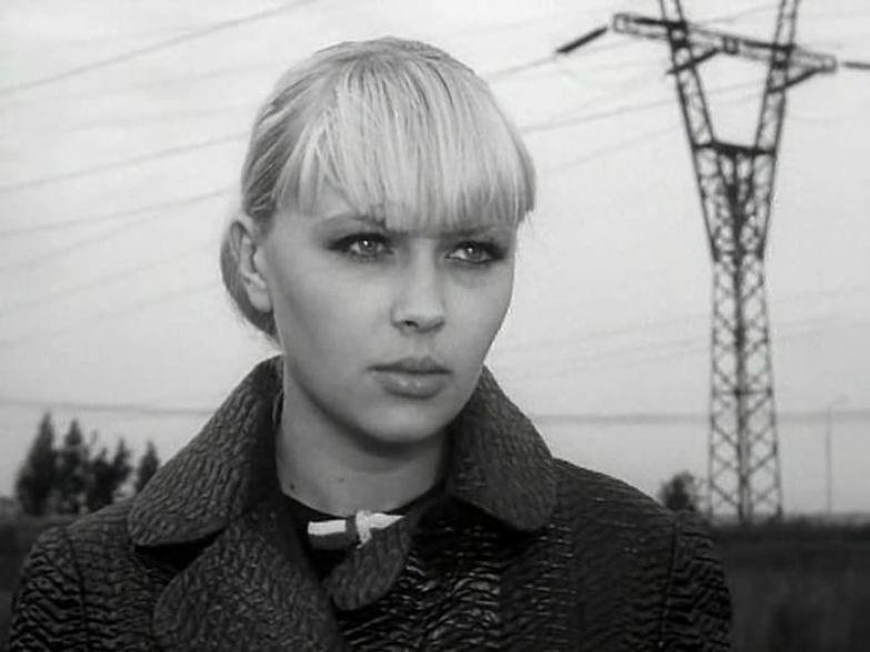 Ирина Азер в фильме *Кража*, 1970   Фото: liveinternet.ru