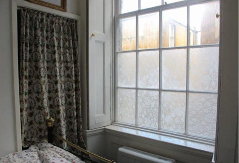 декор окна без штор