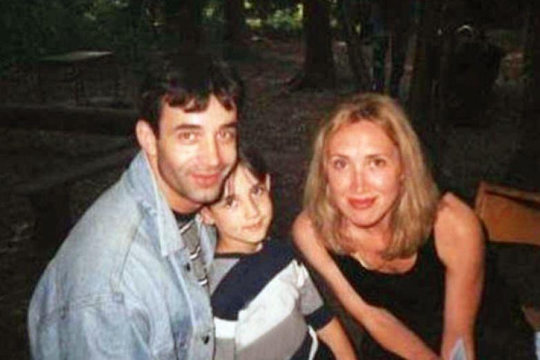 В гражданском браке с Ларисой Блажко родился сын Даниил