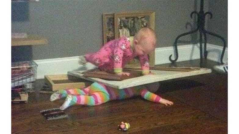 Прости, сестрёнка! Всегда хотел быть единственным ребёнком в семье.