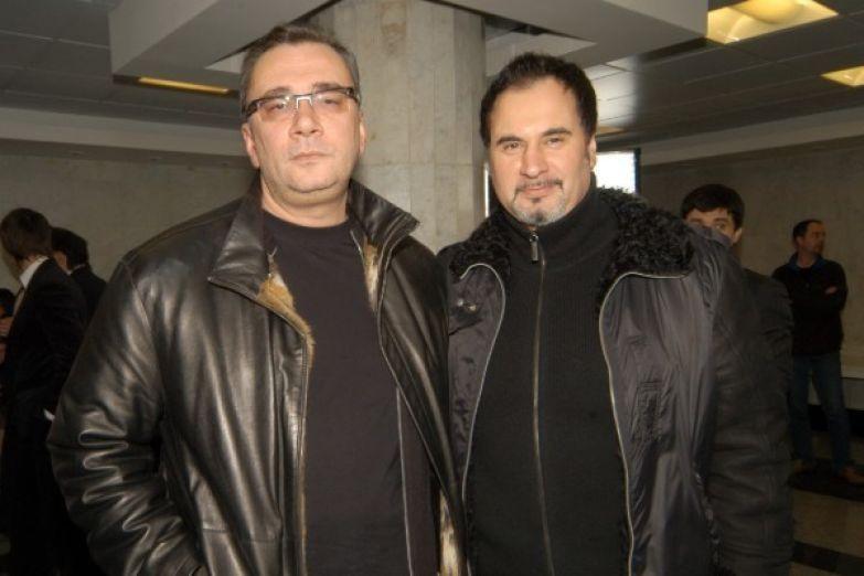 Валерий и Константин Меладзе вместе начинали музыкальную карьеру