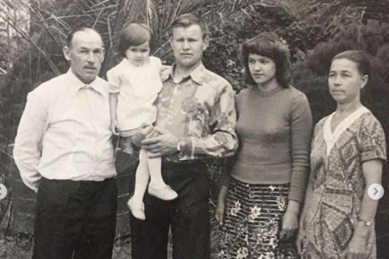 Ирина Глазко выросла в простой семье