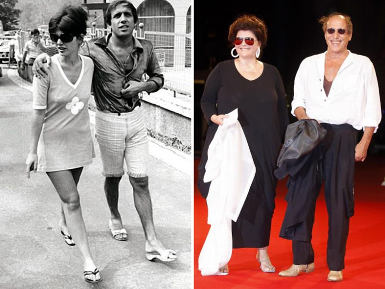 Адриано Челентано и Клаудиа Мори - 51 год вместе голливуд, звезды, любовь, свадьбы, семьи