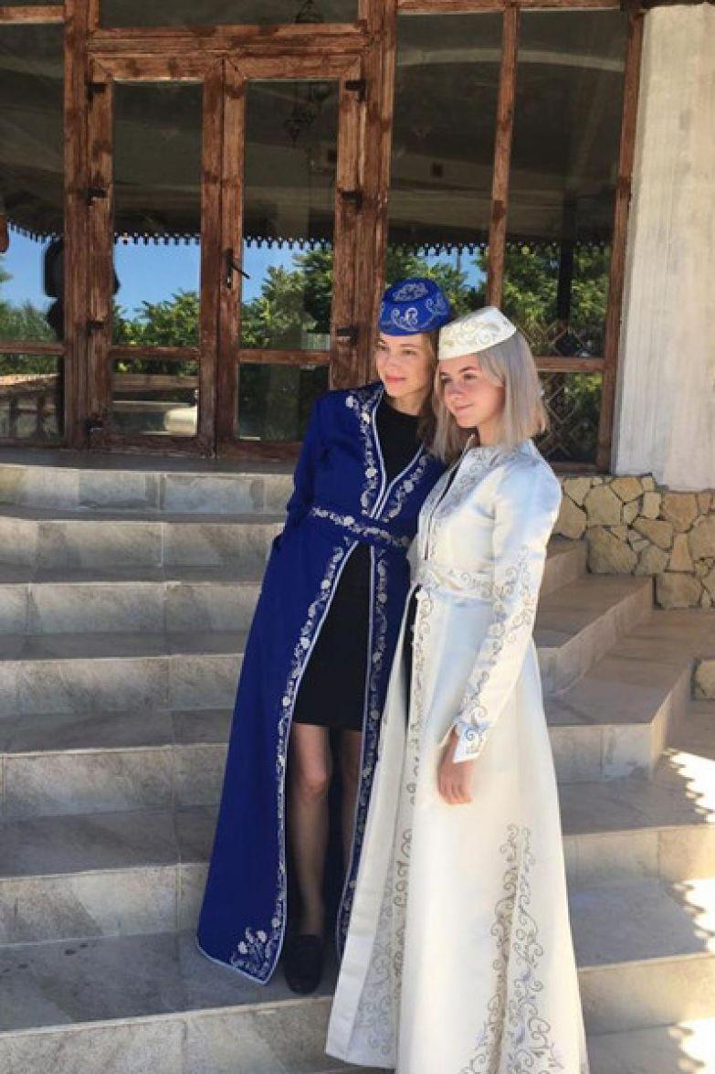 Наталья очень близка с дочерью