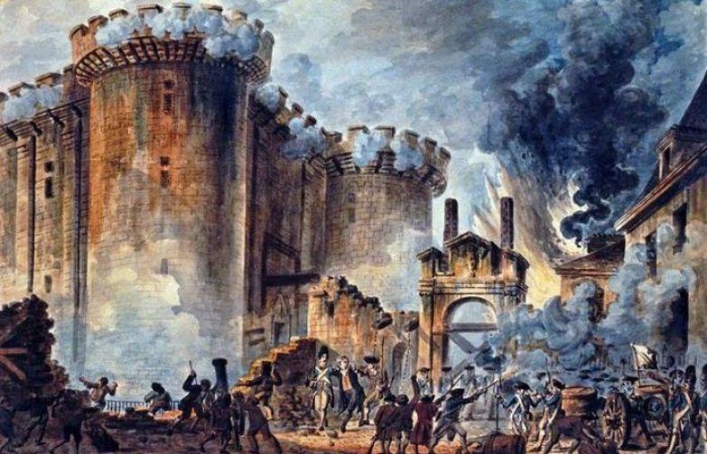 Первый план сноса крепости был предложен еще в 1784 году.