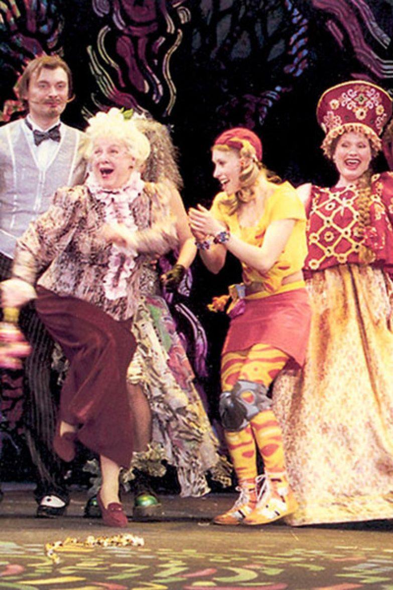 Болтнева училась в Новосибирском театральном училище