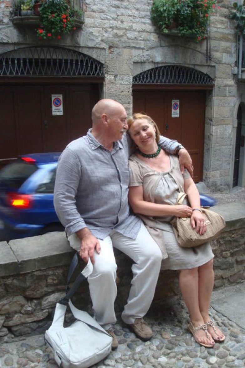 После развода Ольга Синельченко вышла замуж и переехала во Францию