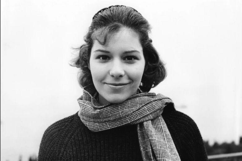 Негода с юности мечтала стать актрисой