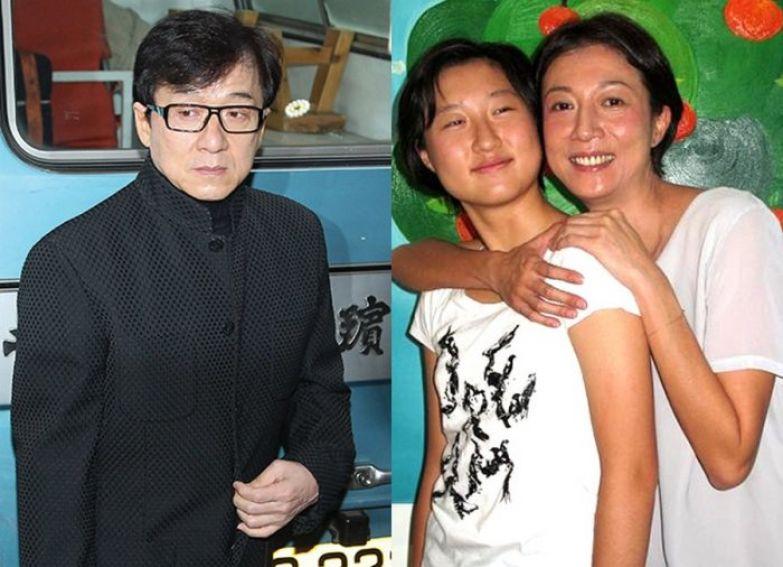 Джеки Чан не хочет иметь ничего общего с внебрачной дочерью
