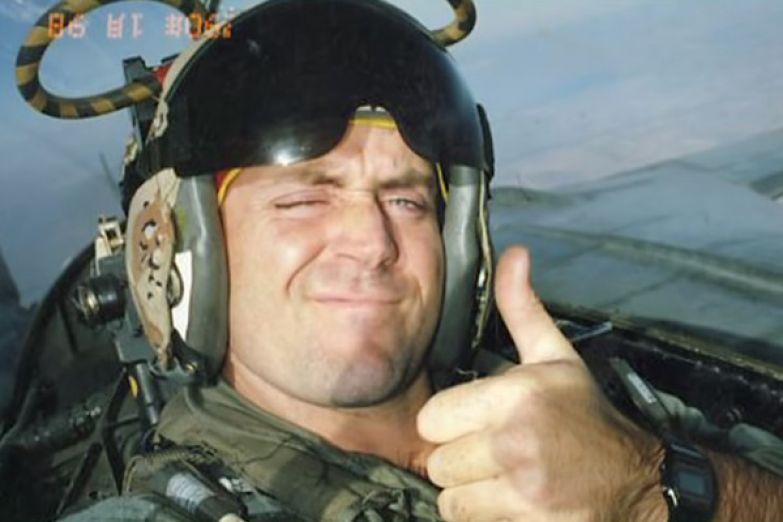Бывший пилот Брайан Суини оставил жене сообщение на автоответчике