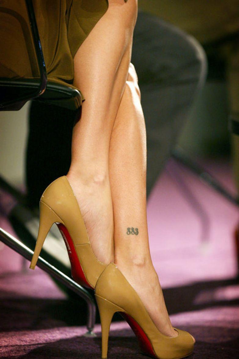 красивые татуировки знаменитостей фото