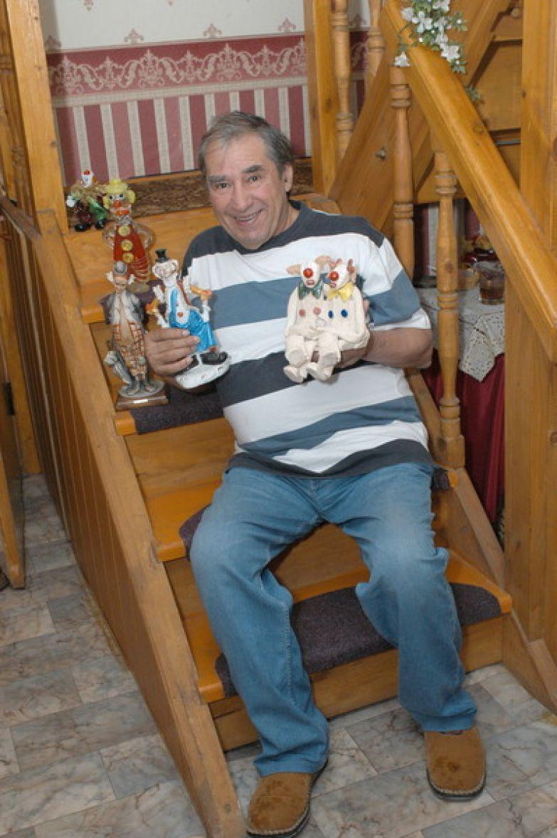 Спартак Мишулин скончался в 2005-м